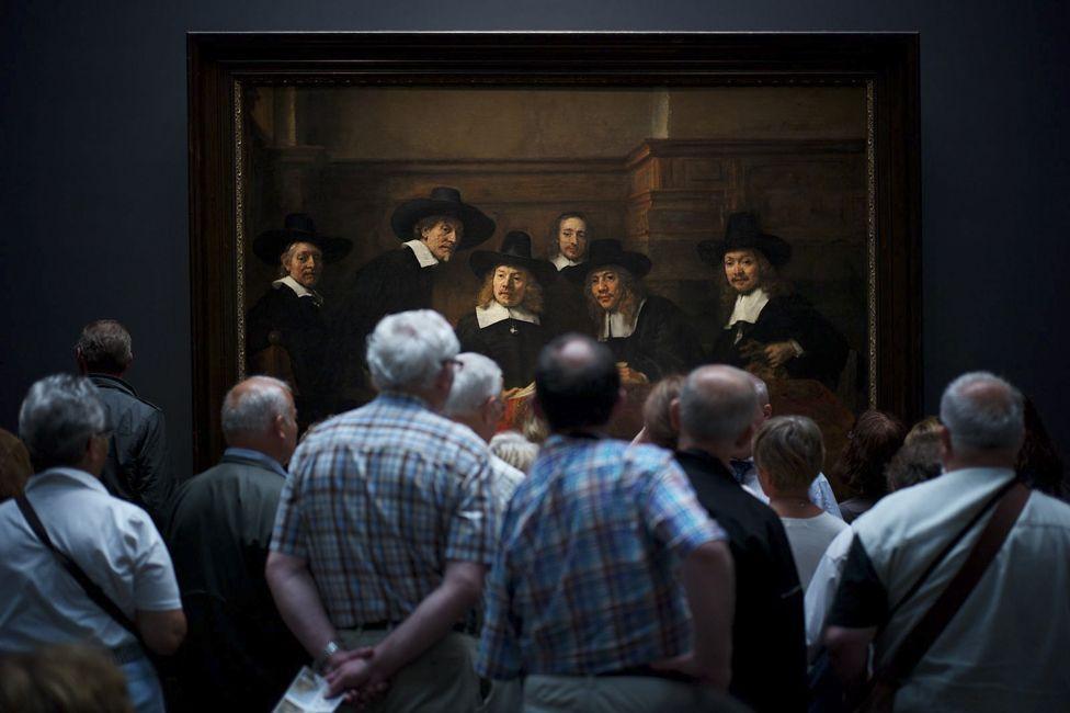 Rembrandt Tablosu