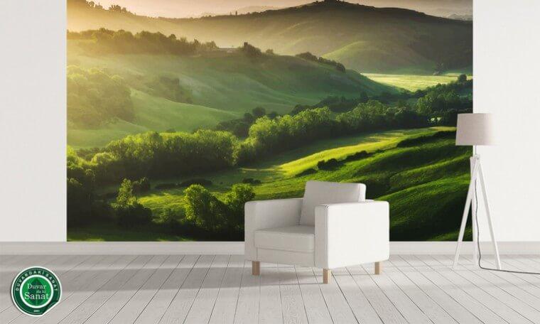 Yeşil Tepeler