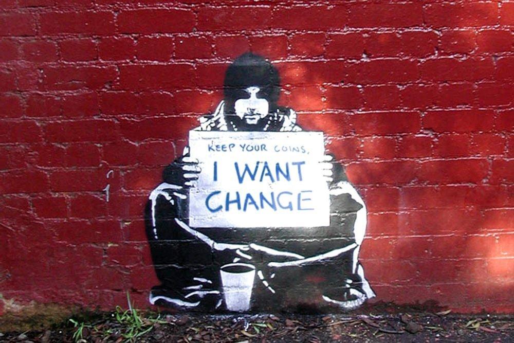 ı want change