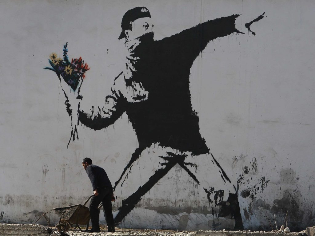 Banksy's Graffiti