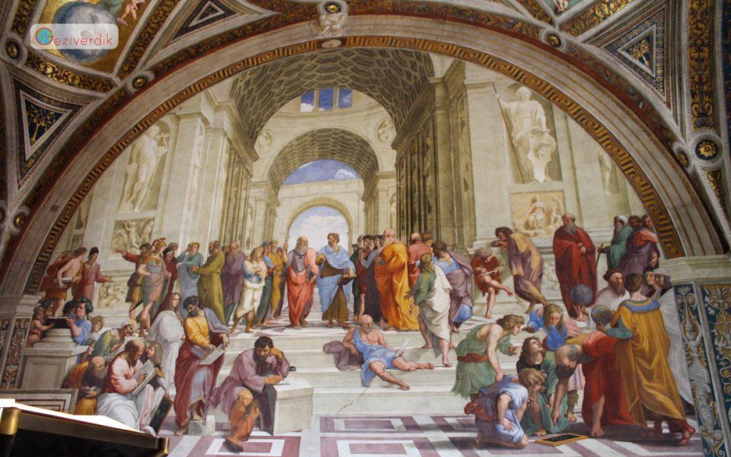 rafaello vatikan sarayı