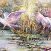 Dans Eden Flamingolar
