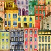 Renkli Yapılar