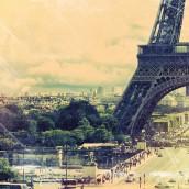 Eyfel Kulesi ve Şehir