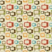 Renkli Retro Televizyonlar