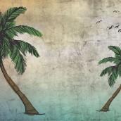 Palmiyeler ve Kuşlar