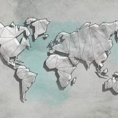 Üçgen Harita