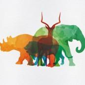 Hayvan Silüetleri 2